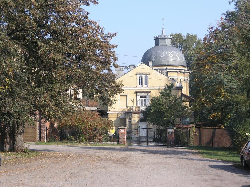 PAŁAC I PARK IM. ANNY I ERAZMA JERZMANOWSKICH W KRAKOWIE, fot. M. Klag (MIK, 2007) CC BY SA 3.0