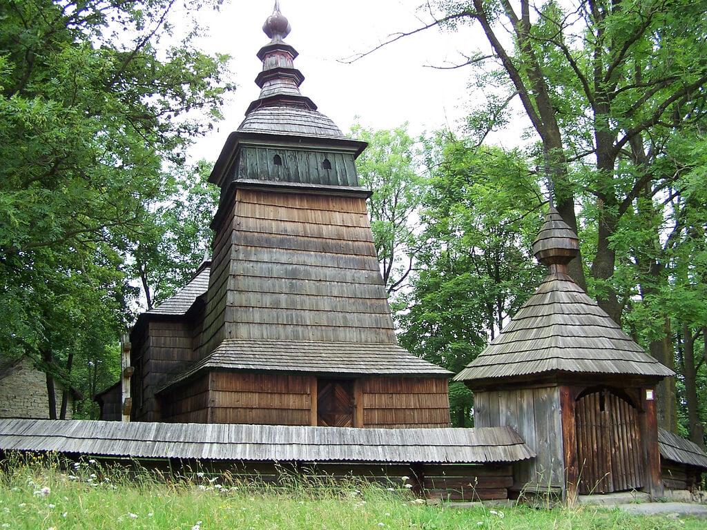 WIEŚ ŁEMKOWSKA BARTNE, fot. M. Klag (MIK, 2003) CC BY SA 3.0